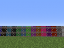 New Bricks Colors!