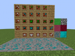 All item and block