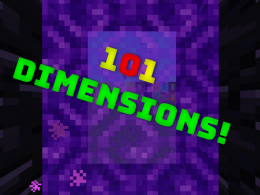 101 Dimensions!!