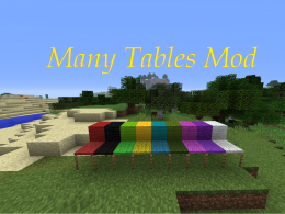 Mod logo (Tables have old wool colors)