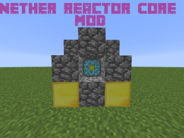 Nether Reactor Core Mod