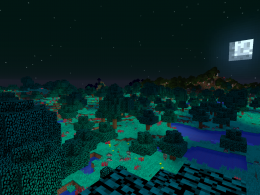 A peaceful biome.