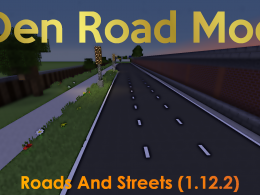 Roads And Streets (1.12.2 edition)