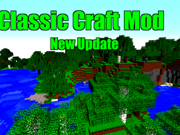 Classic Craft Mod the new update