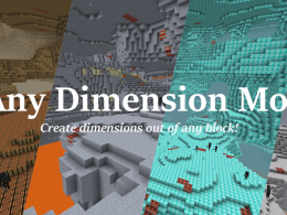 Any Dimension Mod Banner