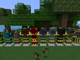 Trimmed Armors