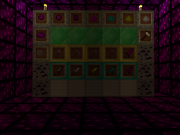 Items and Blocks