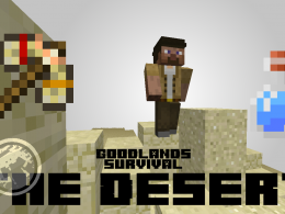 Goodlands Survival: The Desert — Logo