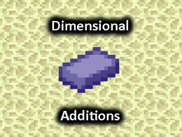 Dimensional Additions