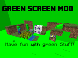 Green Screen Mod Thumbnail
