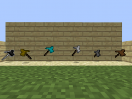 Tools in mod rn pretty lazy so idk how many more will be added :)