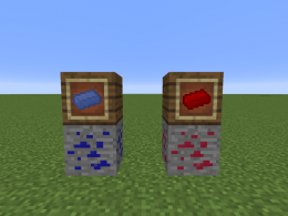 The Ore and the Ingots in this mod (There are more, all of these are outdated versions)