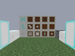 blocks and items