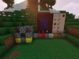 All Items, Blocks, And Portals