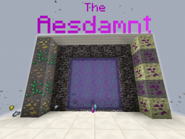 A screenshot of stuff avaliable in an even older ver. of The Aesdamant. (Not saying that there is a lot more in 1.1.2.)