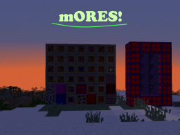 image of most of the items and blocks in this mod