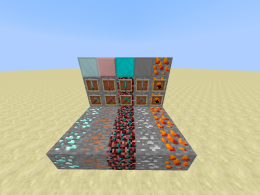 5 Ores (More information in the desc.)