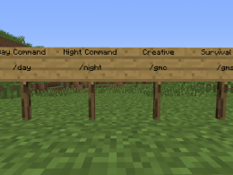 Commands For This Mod