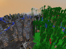 The two Biomes