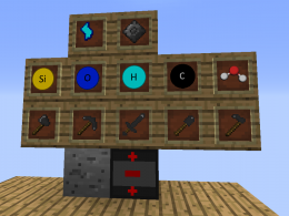 Items and Blocks Showcase