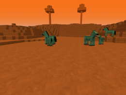 Hot Biome Mobs.