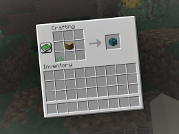 New crafting recipes for logs.