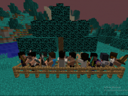 There are 10 different mobs