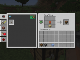 New way to make Crafting Table