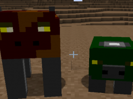 Two Mechanical Mobs