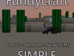 Fundycraft! Tools + Armor and More. All simple.