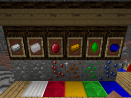 Multiple Ores
