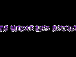 The Ultimate Life's Resource Mod