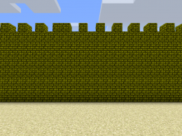 Sand Dungeon Wall