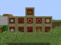 The items and blocks!