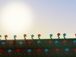 Two Classic Flowers (Mini)Mod 1.14.4