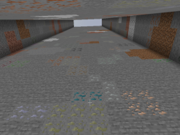 Some Ores added with OrzPack.