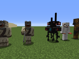 New mobs and models