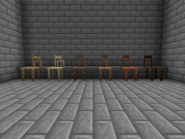Tables and chairs in all types of wood!