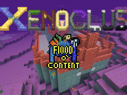 Xenoclus Flood O' Content Update.