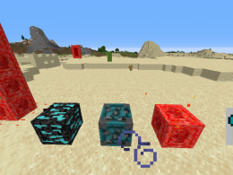 New Blocks and Armor