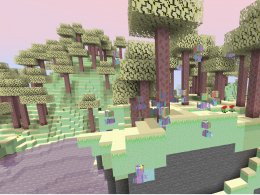 Aether biome