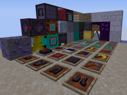 New items, New blocks!