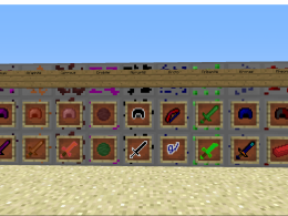 10 different ores, each with there own special purposes.