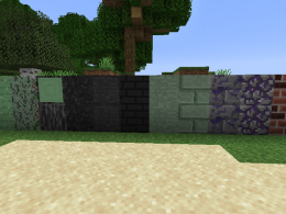 Display of blocks in mod