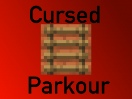 Cursed Parkour Logo