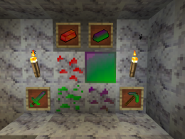 Wasteland and it's ores + items.