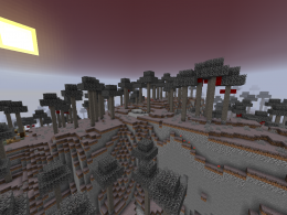 New Dead Forest Biome!