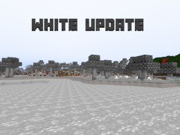 White Update-Logo