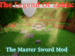 The Legendary Sword Mod