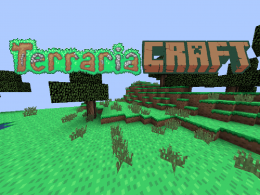 TerrariaCraft Beta 0.1.0